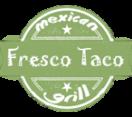 Fresco Taco Mexican Grill Menu