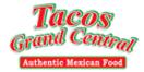 Tacos Grand Central Menu