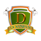 Downey's Restaurant Menu