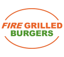 Fire Grilled Burgers Menu