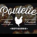 Poulette Rotisserie Chicken Menu