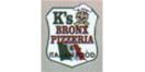 K's Bronx Pizzeria Menu