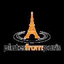Plates from Paris Menu