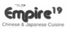 Empire 19 Menu