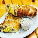 NY Giant Breakfast & Pizza Menu