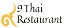 9Thai Restaurant Menu