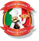 Sisson Ave Pizza Menu