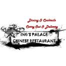 Ing's Palace Menu