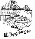 Williams Burger Menu