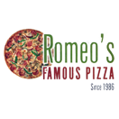 Romeo's Famous Pizza Menu