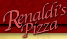 Renaldi's Pizza Menu