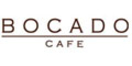 Bocado Cafe Menu