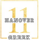 11 Hanover Greek Menu