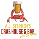 A.J. Stephen's Crab House Menu