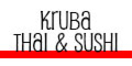 Kruba Thai & Sushi Menu