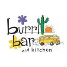 Burrito Bar & Kitchen Menu