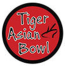 Tiger Asian Bowl Menu