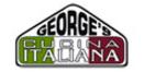 George's Cucina Italiana Menu