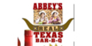 Abbey's Real Texas BBQ Menu