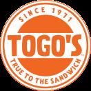 Togo's Sandwiches Menu