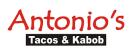 Antonio's Tacos and Kabob Menu