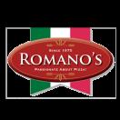 Romano's Pizzeria Menu