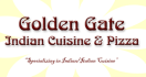 Golden Gate Pizza & Indian Cuisine Menu