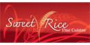 Sweet Rice Thai Cuisine Menu