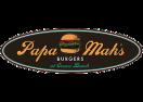 Papa Mak's Burgers Menu