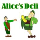 Alice's Deli Menu