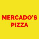 Mercado's Pizza Menu