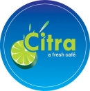 Citra A Fresh Cafe Menu