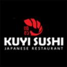 Kuyi Sushi Menu