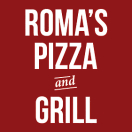 Roma's Pizza And Grill Menu