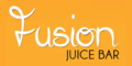 Fusion Juice Bar Menu