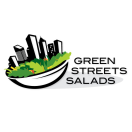 Green Streets Salads Menu