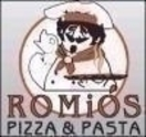 Romio's Pizza Menu
