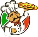 Papas Pizza Menu