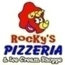 Rocky's Pizzeria & Ice Cream Menu