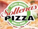 Sollena's Pizza Menu