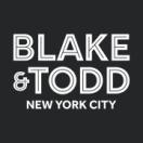 Blake & Todd Menu