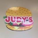 Judy's Burgers Menu
