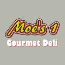 Moe's 1 Gourmet Deli Menu