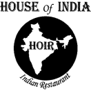 House of India Menu