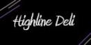 Highline Deli Menu