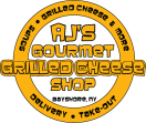 AJ's Gourmet Grilled Cheese Shop Menu