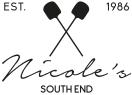 Nicole's Pizza Menu