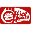 Office Hours Sandwich Shop Menu