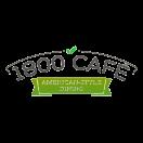 1800 Cafe Menu