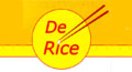 De Rice Asian Cuisine Menu